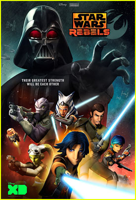 'Star Wars Rebels' Gets Season Two Trailer & Poster - Watch Here!