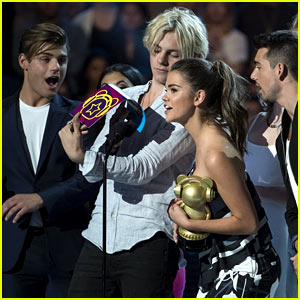 'Teen Beach 2' Cast Presents At Radio Disney Music Awards 2015 - See The Pics!