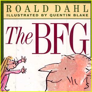 Roald Dahl's 'The BFG' Will Be a Disney Movie!