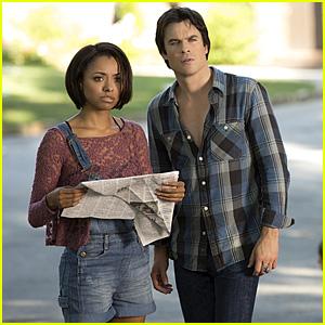 Bonnie & Damon (#Bamon) Fans React to Nina Dobrev Leaving 'The Vampire Diaries'