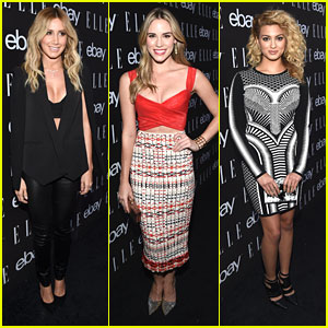 Tori Kelly Hits Up Elle's Women In Music Event Ahead Of 'Where I Belong' Tour