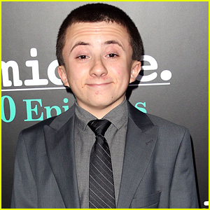 The Middle's Atticus Shaffer is Taking Over JJJ Tomorrow!