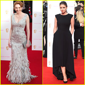 Brooke Vincent & Eleanor Tomlinson Take On The BAFTA TV Awards 2015