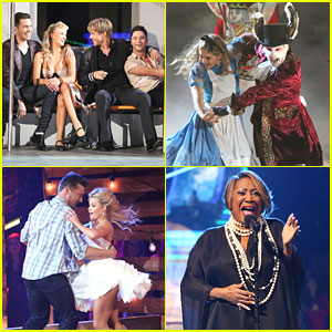 Andy Grammer & Patti LaBelle Return & Perform On 'Dancing With The Stars' Finale - See Pics & Video!