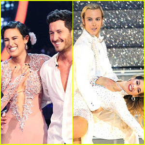 'Dancing With the Stars' Dancers Reunite for Finale's Opening Number!