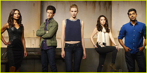 Get The Lowdown On ABC Family's 'Stitchers': Meet The Cast!