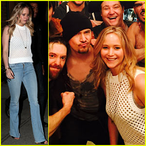Jennifer Lawrence Believes in 'Neverland' on Broadway!