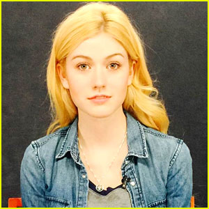 Katherine McNamara is Clary Fray For ABC Family's 'Shadowhunters'