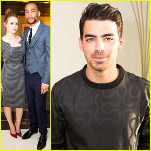 Holland Roden & Kendrick Sampson Check Out The New Penthouse Inspired by Vivienne Westwood