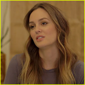 Leighton Meester Listens to Vanessa Bayer's 'Sound Advice'