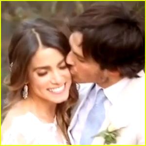 Ian Somerhalder & Nikki Reed's Wedding Video - Watch Now!