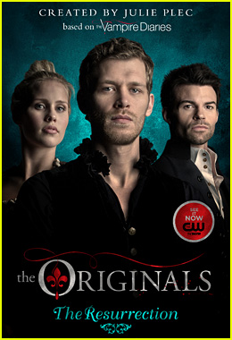 Win 'The Originals' Prequel Book Prize Pack (& Read an Exclusive Excerpt!)