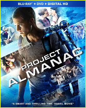 Quinn & David Argue In 'Project Almanac' Deleted Scene - Watch Now!