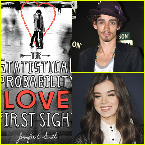 Robert Sheehan Joins Hailee Steinfeld In 'The Statistical Probability of Love At First Sight'
