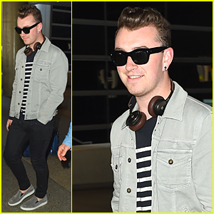 Sam Smith Goes to America to See Vocal Cords Hemorrhage Specialist