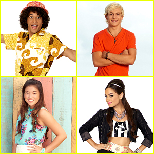 Meet Piper Curda & Ross Butler's 'Teen Beach 2' Characters!