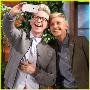 Tyler Oakley Opens Up About His Influence & Impact On 'Ellen'
