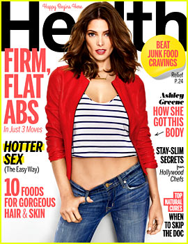 Ashley Greene Opens Up About 'Too Fat' Label