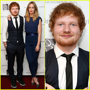 Ed Sheeran Gives Moving Speech on Stuttering