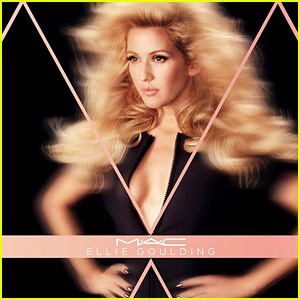 M.A.C. Cosmetics Names Ellie Goulding the Newest Brand Ambassador!
