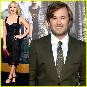 Emily Osment Supports Brother Haley Joel at 'Entourage' L.A. Premiere