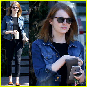 Emma Stone Opens Up About Panic Attacks She Used to Suffer