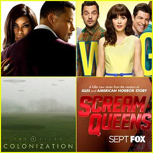 FOX Reveals Fall 2015-16 Premiere Dates!