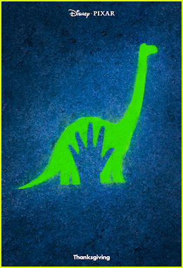 Disney & Pixar Debut New 'The Good Dinosaur' Poster & Trailer - Watch Now!