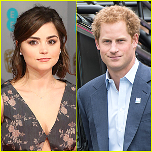 Doctor Who's Jenna Coleman Is Reportedly Dating Prince Harry