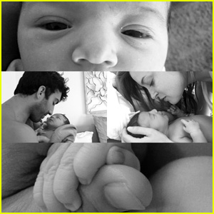 Jane the Virgin's Justin Baldoni & Wife Emily Welcome Baby Girl!