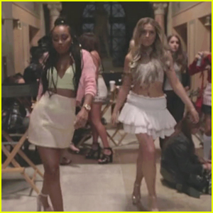 Little Mix Drop New Behind-The-Scenes 'Black Magic' Video - Watch Here!
