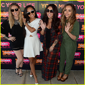 Little Mix Give Vocal Lessons To Major Mixer Fan In Sunderland