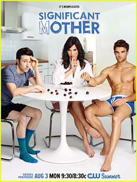 Nathaniel Buzolic Goes Shirtless in 'Significant Mother' Poster & Promo - Watch Now!
