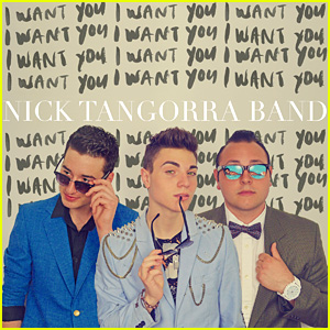 Nick Tangorra Band Debuts 'I Want You' Music Video - Watch Now! (Exclusive)