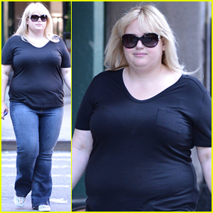 Rebel Wilson Has an Amazing Sunday!
