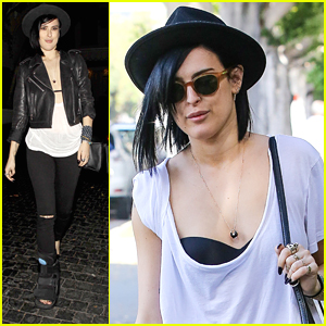 What Will Rumer Willis Be Doing On The DWTS Live Tour? Singing!