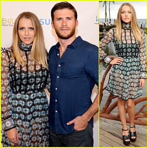 Scott Eastwood & Teresa Palmer Are Rising Stars At Maui Film Festival 2015!