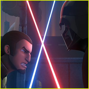 James Earl Jones Returns As Darth Vader For 'Star Wars Rebels' Season Two Premiere!