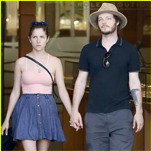 Anna Kendrick & Boyfriend Ben Richardson Spotted Together in Hawaii!