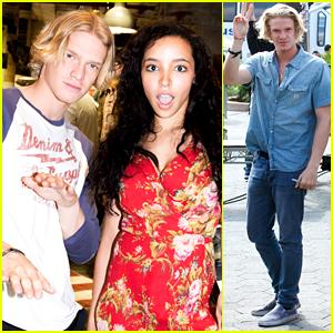 Cody Simpson & Tinashe Talk Dating Rumors, Music & More