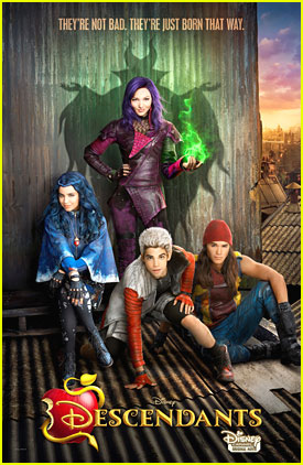 'Descendants' Countdown Week on JJ