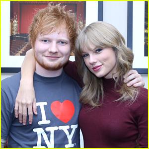 Ed Sheeran Stands By Taylor Swift Amid VMAs Drama