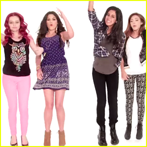 'Every Witch Way' Cast Dances It Out With 'Talia In The Kitchen' Cast