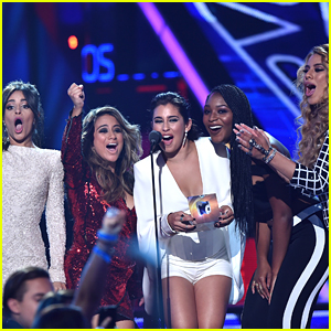 Fifth Harmony Win Best Dressed At Premios Juventud 2015!