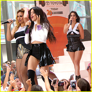 Fifth Harmony Gives Shout Out To Fans on 'Today Show' - See Their Performances NOW!