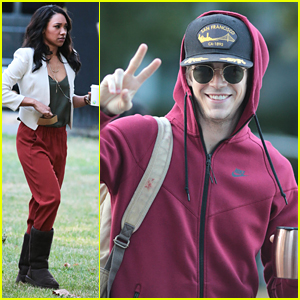 Grant Gustin Teases 'Flash' Season 2 Love Interests For Barry