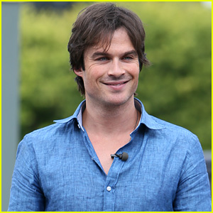 Ian Somerhalder Says Elena 'Will Resurface at Some Point' on 'The Vampire Diaries'