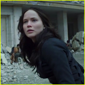 Jennifer Lawrence's New 'Hunger Games: Mockingjay Part 2' Trailer - Watch Now!