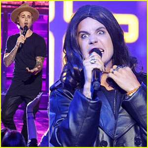 Justin Bieber Gets Defeated on 'Lip Sync Battle' (Videos)