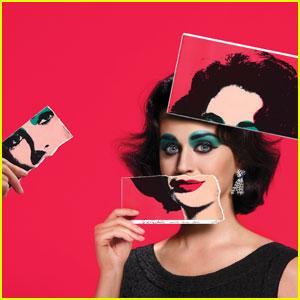 Katy Perry Channels Elizabeth Taylor for Harper's Bazaar September 2015